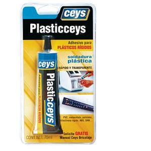 Plasticceys Tubo 30 Ml.