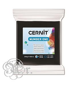 Cernit N. One 100 250 G. Negro